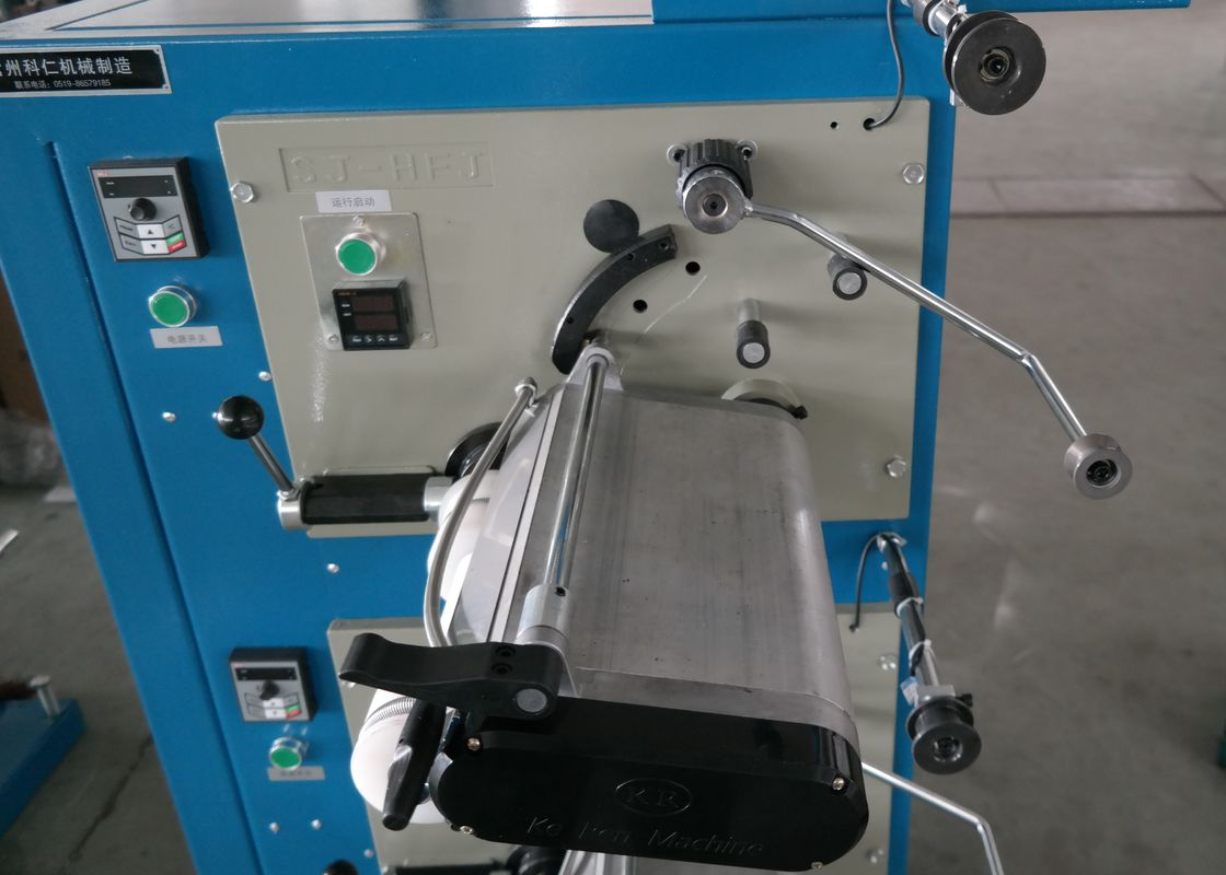 Conical Tube CNC Filter Winding Machine Numerical Control Frequency Conversion